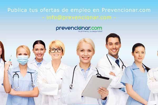 Empleo en Prevencionar: Enfermero/a del Trabajo #Gavà