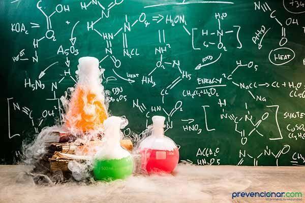 Fichas Internacionales de Seguridad Química (FISQ)