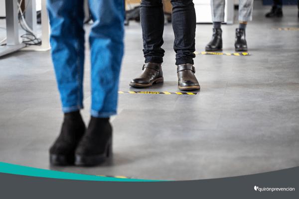 ¿Sabrías cómo diseñar un evento seguro frente a la COVID-19?