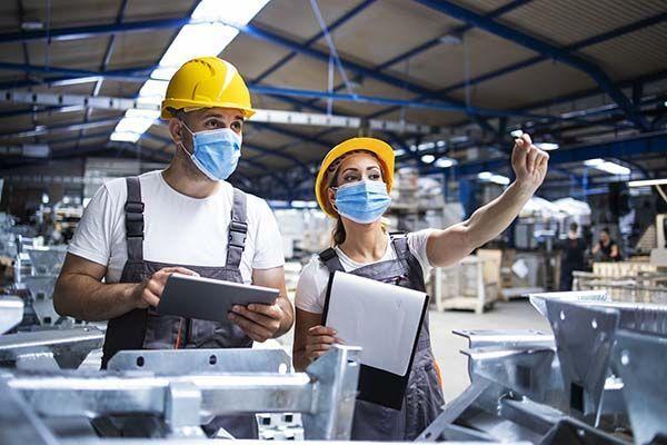 COVID-19 ¿Es posible reducir el riesgo en los centros de trabajo?