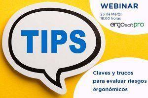 Claves y trucos para evaluar riesgos ergonómicos
