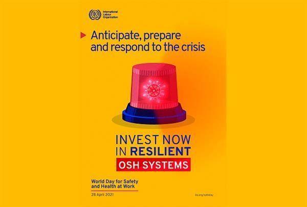 Descarga el Informe del Día Mundial de la Seguridad y Salud en el Trabajo 2021 y su resumen