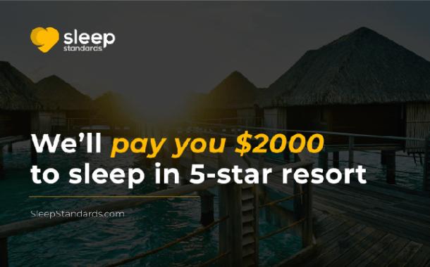 En este trabajo te pagan por dormir 2.000 euros en un hotel de 5 *****