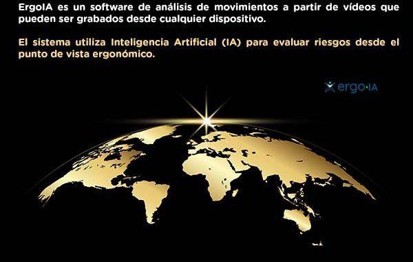 Profesionales de todo el mundo asisten a la presentación de la herramienta ergoIA
