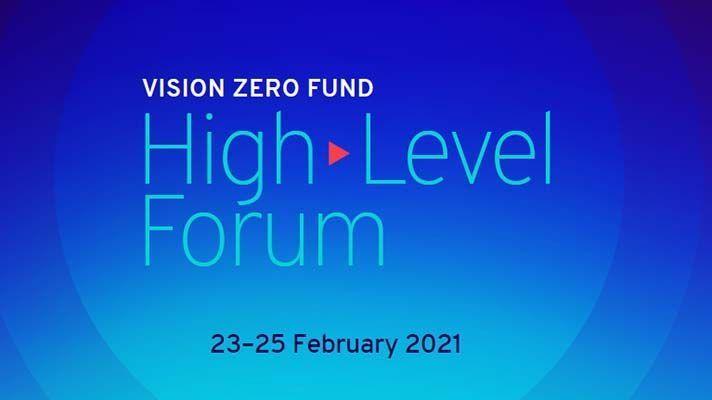 Foro de alto nivel del Fondo Visión Cero