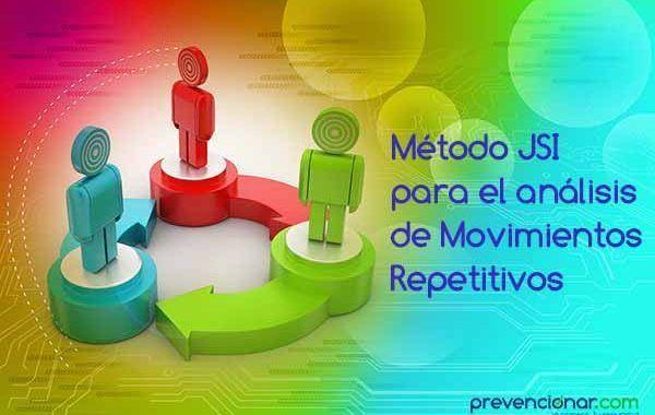 Método JSI para el análisis de Movimientos Repetitivos