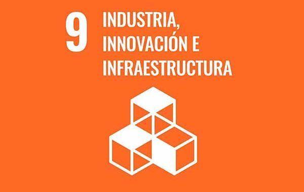ODS 9: Construir infraestructuras resilientes, promover la industrialización sostenible y fomentar la innovación