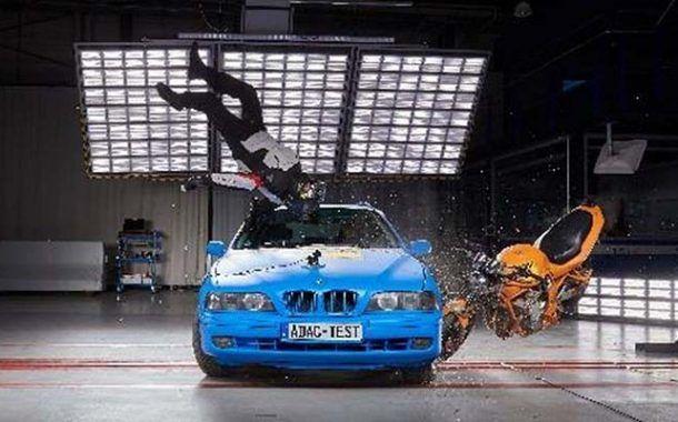 #PonteUnAirbag, campaña para motoristas