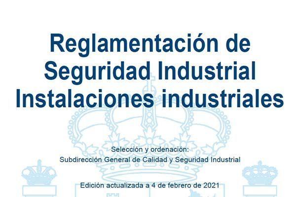 Reglamentación de Seguridad Industrial