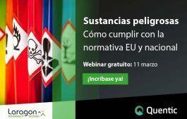 Sustancias peligrosas: cómo cumplir la normativa EU y nacional #webinar