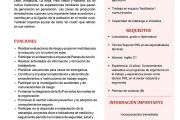 Empleo en Prevencionar: BuscaMOS Técnico de Salud y Prevención