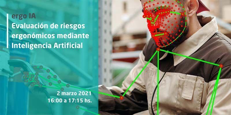 ergoIA Evaluación de riesgos ergonómicos mediante Inteligencia Artificial #webinar
