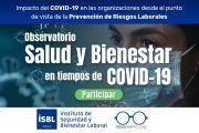 Observatorio Salud y Bienestar en tiempos de COVID 19