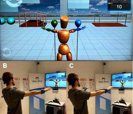 Realidad virtual para la rehabilitación motora de los pacientes