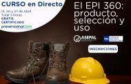El EPI 360: producto, selección y uso #CursoEnDirecto #Gratis