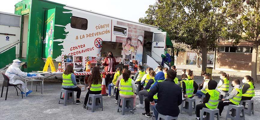 """La Campaña Escolar """"Aprende a Crecer con Seguridad"""" de la Junta de Andalucía se adapta para formar sobre el COVID-19"""