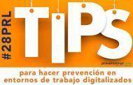 TIPS para hacer prevención en entornos de trabajo digitalizados #webinar