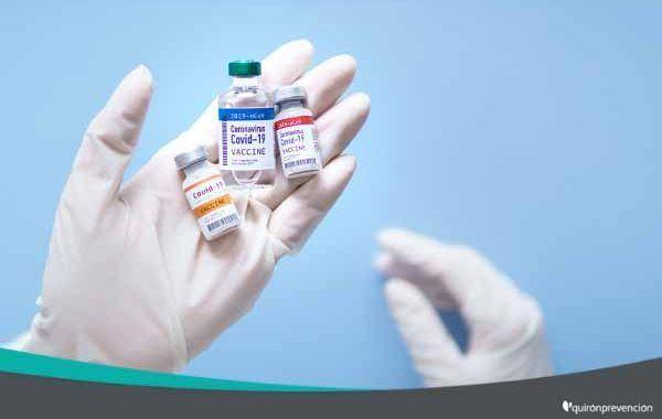 Vacunas COVID-19: clasificación, características y objetivo