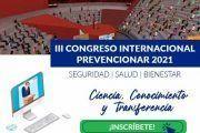 Ya son más de 1.000 los inscritos en el III Congreso Internacional Prevencionar