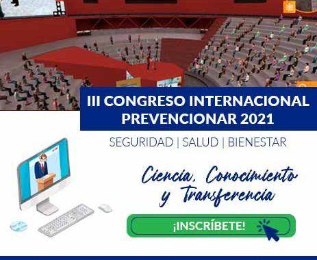🚨🚨30 Junio: Cambio TARIFAS III Congreso Internacional Prevencionar 🚨🚨