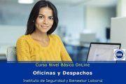 Curso de Nivel Básico: Oficinas y Despachos