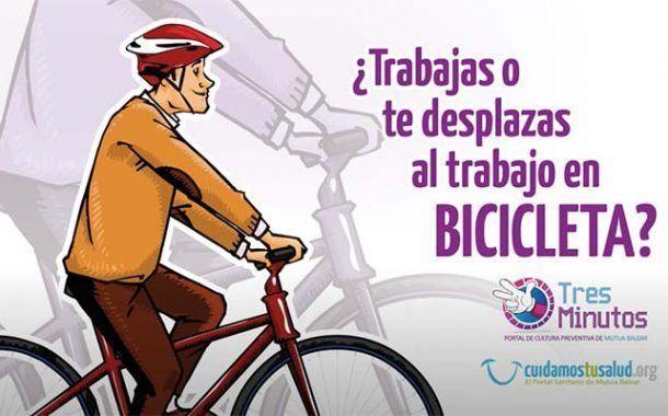 Seguridad Vial en los desplazamientos en bicicleta (video)