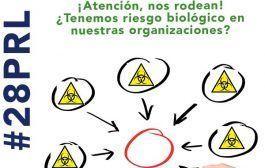 ¡Atención, nos rodean! ¿Tenemos riesgo biológico en nuestras organizaciones? #webinar
