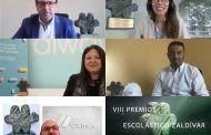 Empresas ganadoras de los VIII Premios Escolástico Zaldívar de Fraternidad-Muprespa