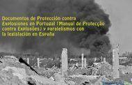 Documentos de Protección contra Explosiones en Portugal (Manual de Protecção contra Explosões) y paralelismos con la legislación en España