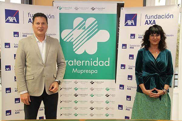 Fundación AXA y Fraternidad-Muprespa se alían para fomentar la seguridad en el trabajo