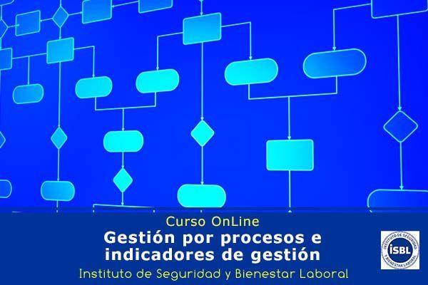 Curso OnLine: Gestión por procesos e indicadores de gestión