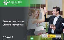 Guía de Buenas Prácticas en Cultura Preventiva