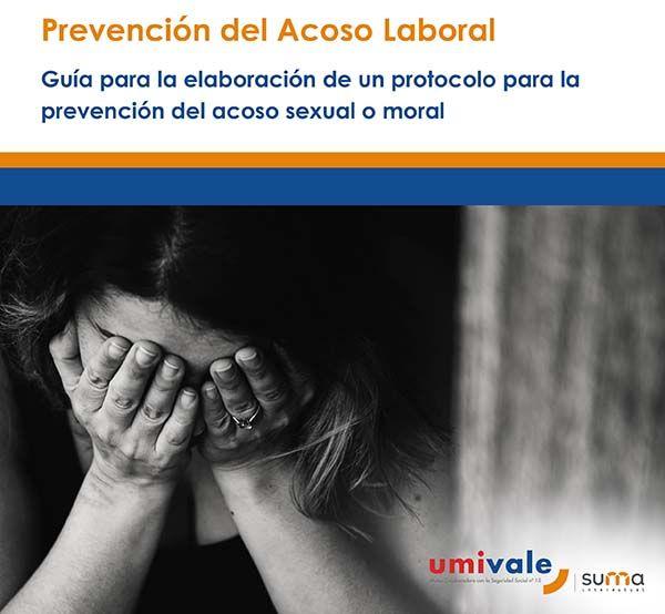 Guía para la elaboración de un protocolo de prevención del acoso sexual y moral en las empresas