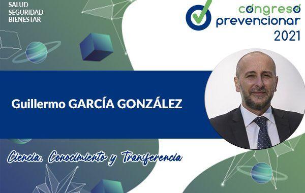 Entrevista Guillermo García González con motivo del III Congreso Internacional Prevencionar