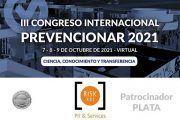 RISK XXI – Prl & Services se convierte en patrocinador PLATA del Congreso Internacional Prevencionar 2021