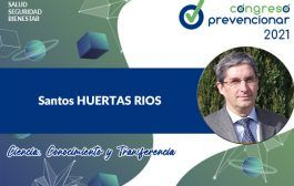 Entrevista a Santos Huertas con motivo del III Congreso Internacional Prevencionar