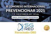 SG Red se convierte en patrocinador ORO del Congreso Internacional Prevencionar 2021