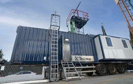 Tesicnor, empresa especialista en prevención, lanza su primera unidad móvil de formación para el ámbito eólico