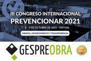 Gespreobra se convierte en patrocinador ORO del Congreso Internacional Prevencionar 2021