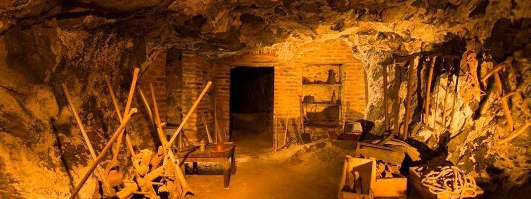 Informe sobre las minas de Almadén. Año 1910