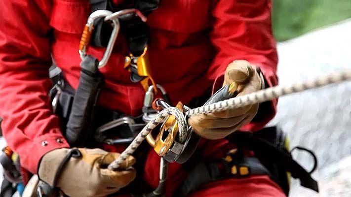 Seguridad en trabajos verticales: riesgos y medidas preventivas