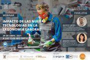 Impacto de las nuevas tecnologías en la ergonomía laboral #webinar