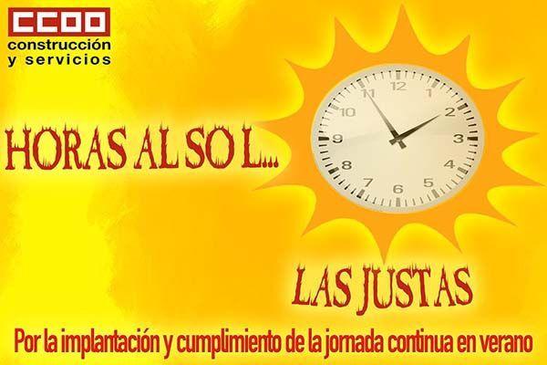 """""""Horas al sol...las justas"""""""