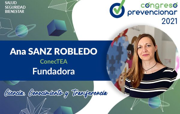 Entrevista con Ana Sanz Robledo con motivo del III Congreso Internacional Prevencionar