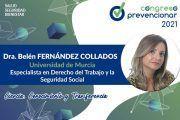 Entrevista con Belén Fernández Collados con motivo del III Congreso Internacional Prevencionar