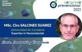 Entrevista con Ciro Salcines con motivo del III Congreso Internacional Prevencionar
