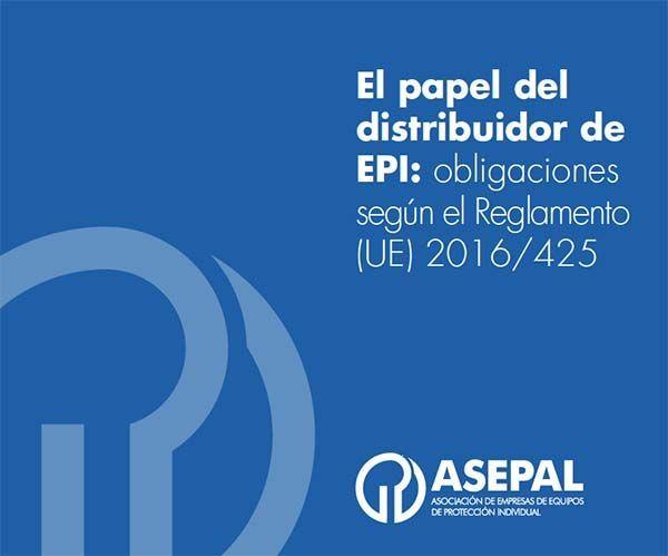La importancia del distribuidor en la comercialización de los EPI