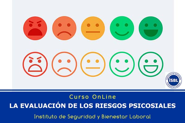 Curso OnLine: La Evaluación de los Riesgos Psicosociales