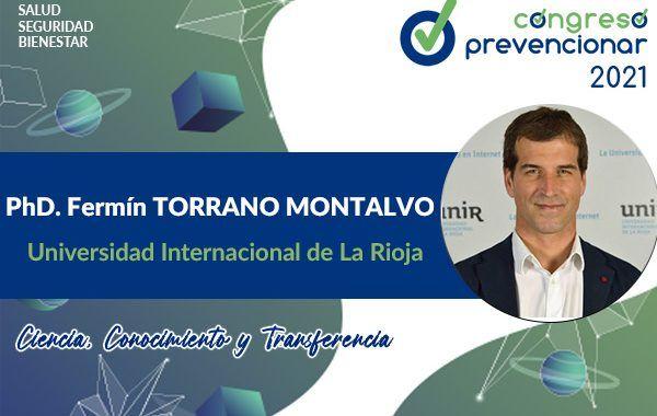 Entrevista con Fermin Torrano con motivo del III Congreso Internacional Prevencionar