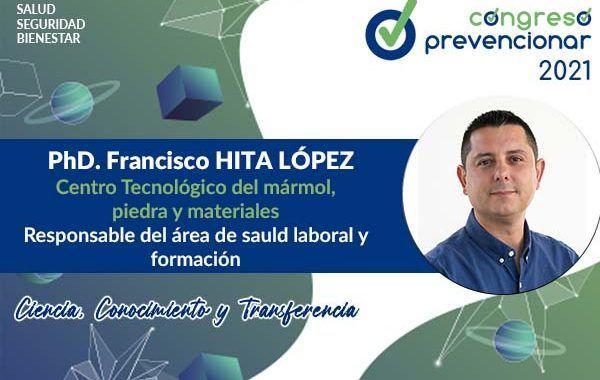 Entrevista con Francisco Hita con motivo del III Congreso Internacional Prevencionar